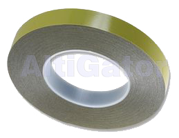 Black double sided foam tape - 19mm / 10m