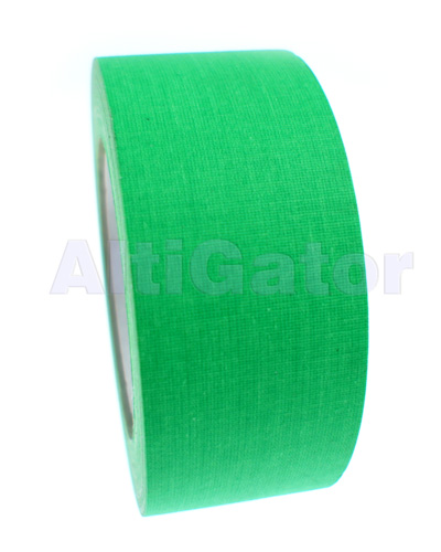 Green fluo tape - 48mm / 25m