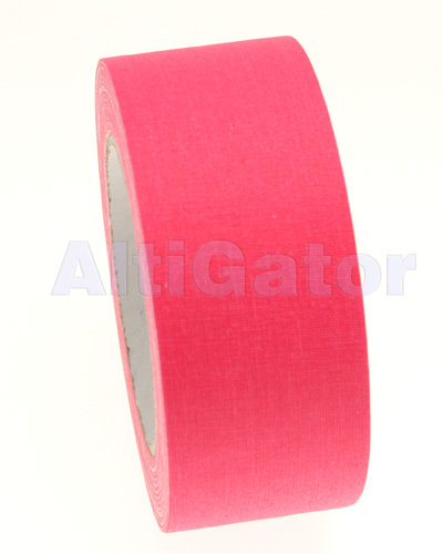 Pink fluo tape - 48mm / 25m