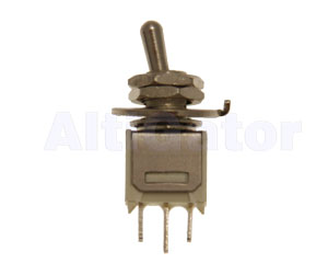 Mini toggle switch On-Off-On