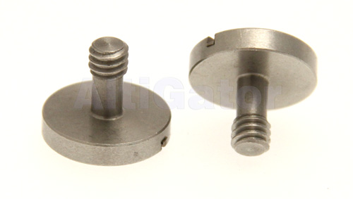 Tripod screw for camera (steel) - L: 12mm