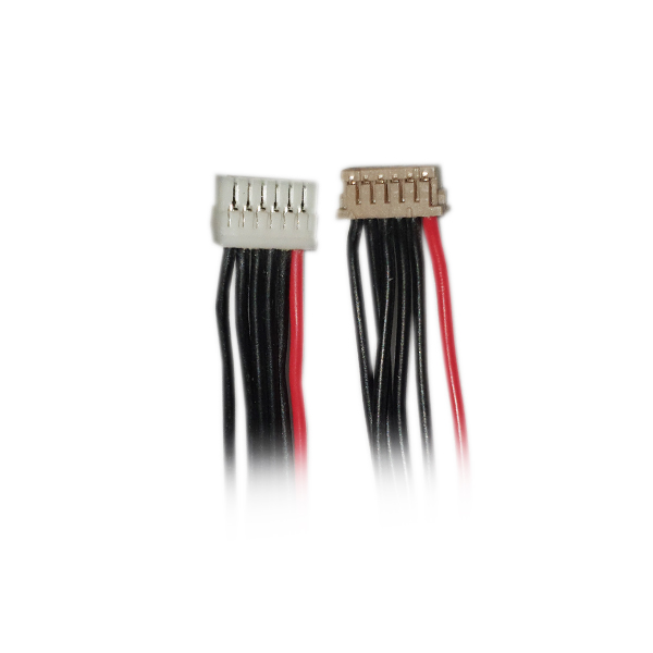 Câble JST-GH vers DF13 à 6 contacts (20 cm)