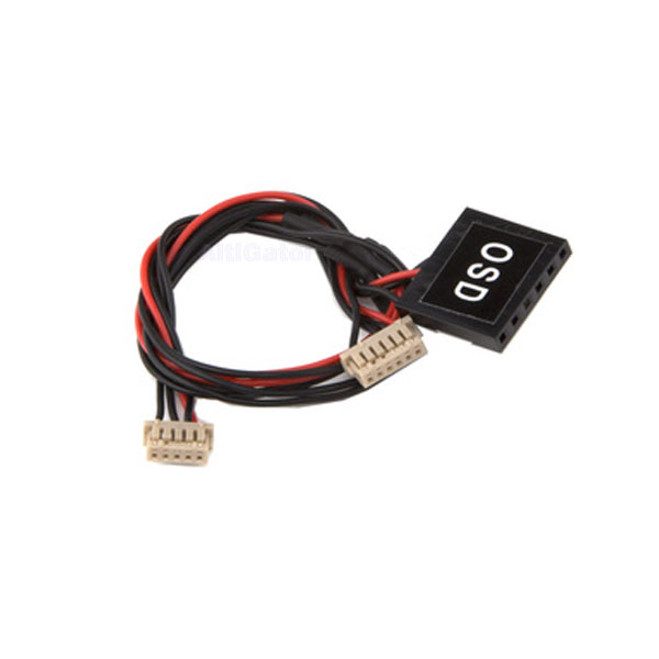 Telemetry and OSD Y-adapter cable for APM 2.6