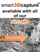 smart3Dcapture bundle available with all of our aircrafts