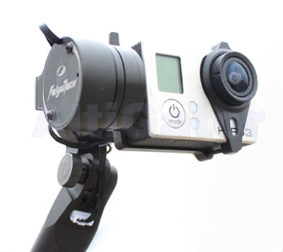 SteadyCam gimbal for GoPro3 with handle - FeiYu-Tech G3