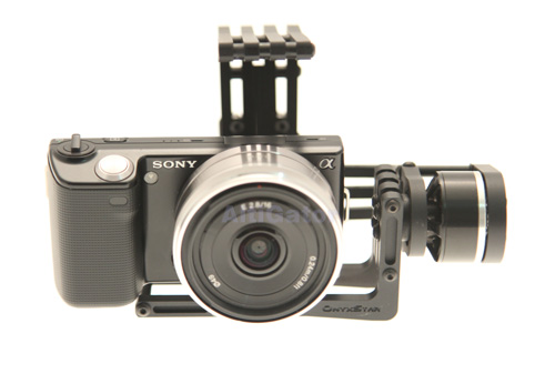 OBG-600L 2-axis brushless gimbal