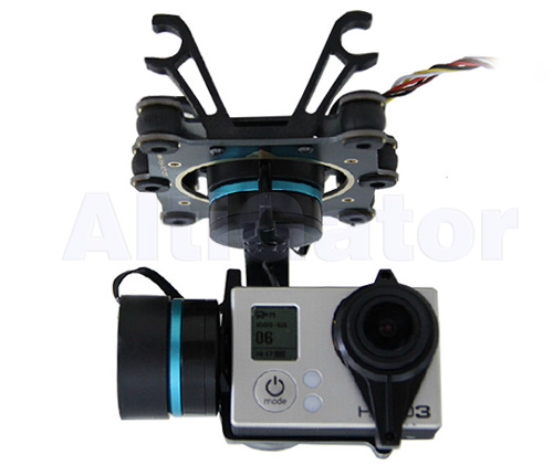 FeiYu-Tech G3 3 axis gimbal for GoPro3