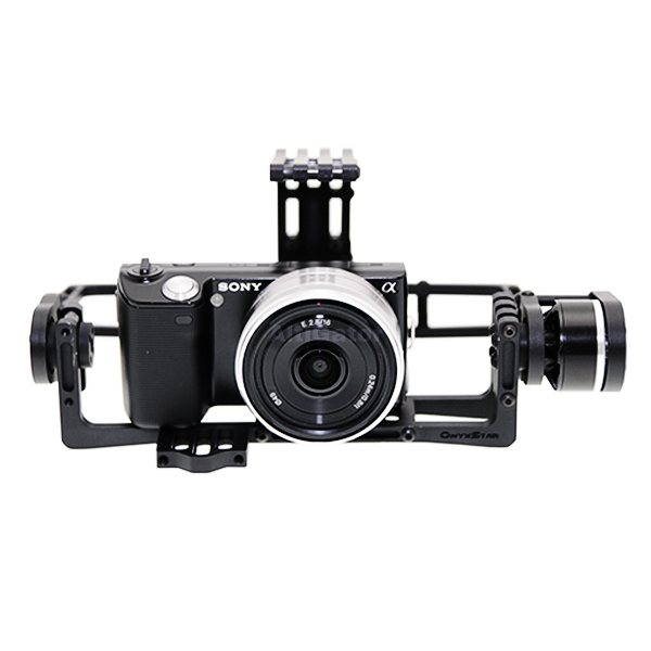 OBG-1000U 2 axis brushless gimbal