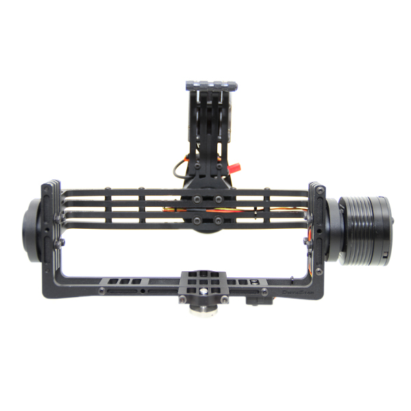 OBG-1800U Steady 2 axis brushless camera mount - for Canon 5D or similar