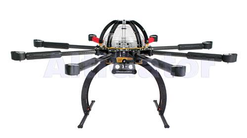 Droidworx Drones Mikrokopter Onyxstar Droidworx