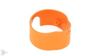 Cage de protection pour support moteur (Orange)