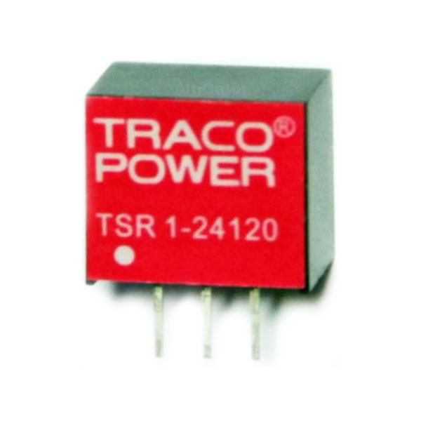 Traco DC/DC voltage regulator TSR1-24120 12V-1A