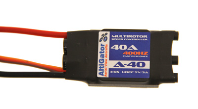 40A speed controller - multirotor special