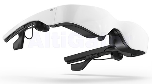 Cinemizer high definition goggles from ZEISS