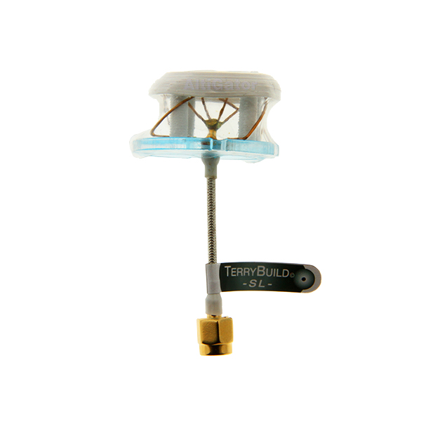 White protection cage for Pinwheel SL antennas