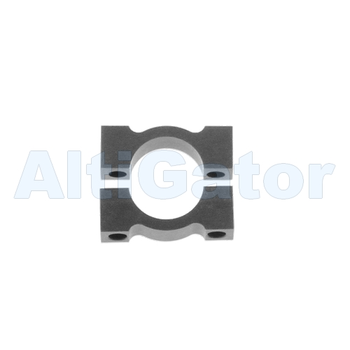 CNC aluminium boom clamps - 14 mm