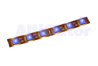 LED stripe BLUE Hi-Power (flexible, water resistant)