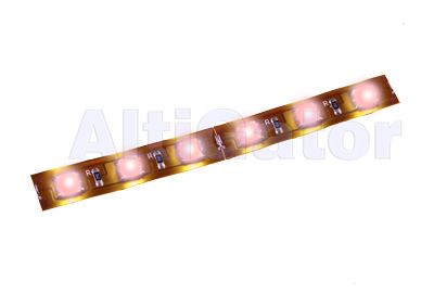 LED stripe PINK Hi-Power (flexible, water resistant)