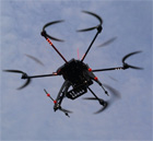 drone: Mikrokopter aerial imagery and video