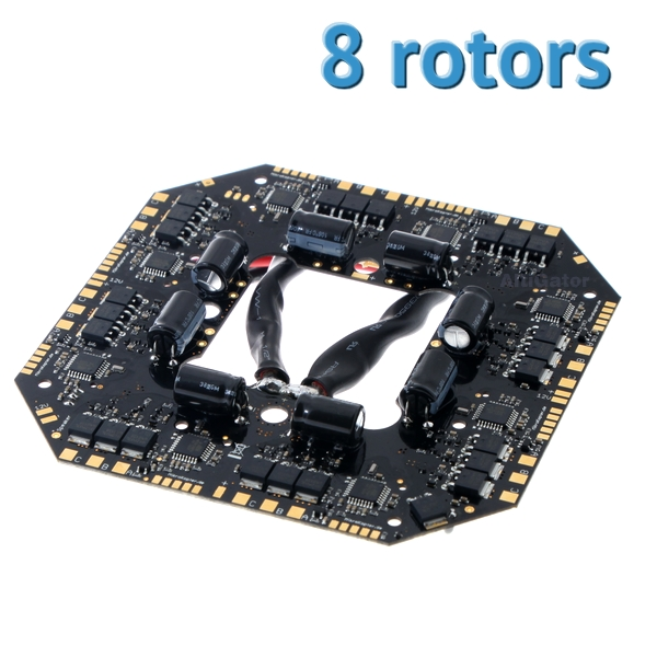 Okto XL power board - BL-Ctrl v3.0 (for 8 motors)