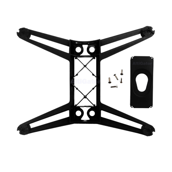 Central cross for Bebop drone