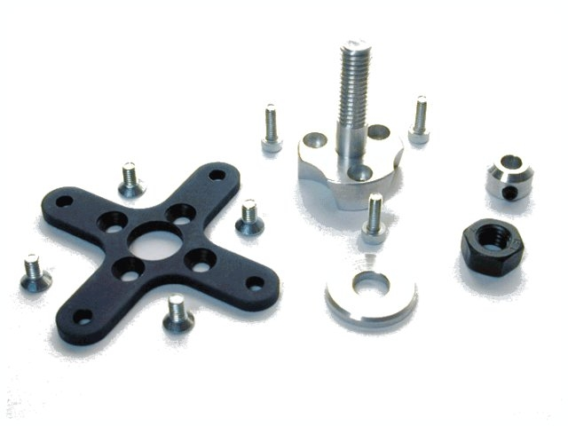 Propeller mount for AXI 4120 motor