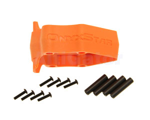 Motor mount cover for OnyxStar (Orange)