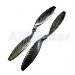 CarbonBlack propellers 10x4.5'' for DJI