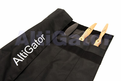 Propellers protection bag