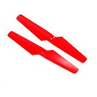 Propeller pair for ICopter - UFO (Red)
