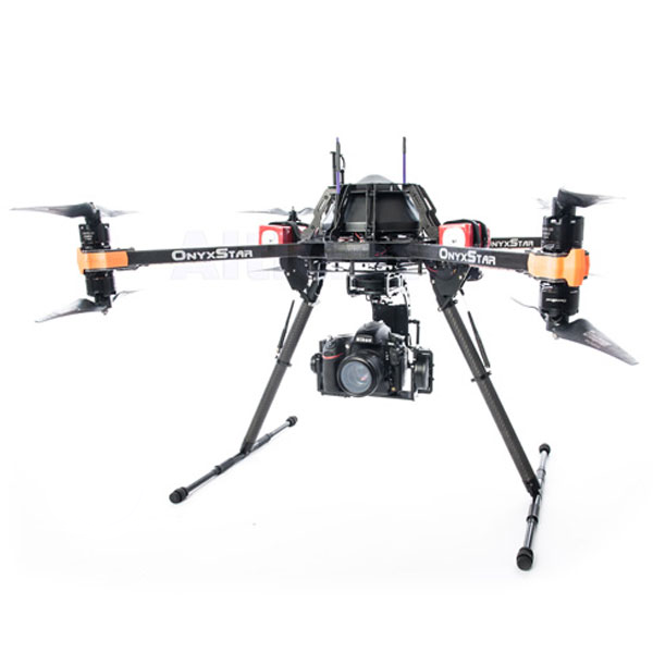 OnyxStar® FOX-C8 HD - Multivalent drone with 8 coaxial rotors