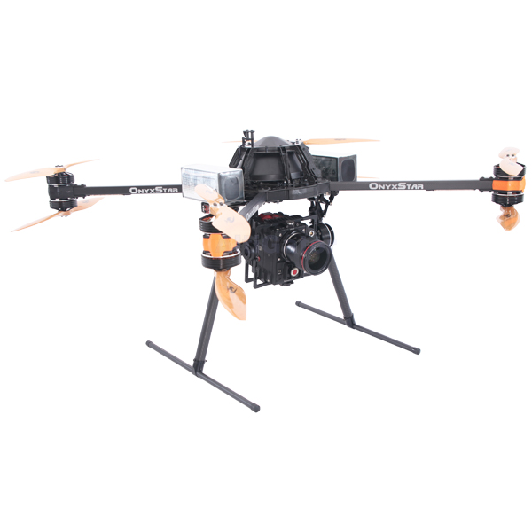 OnyxStar® FOX-C8 - Ready-to-fly drone with 8 coaxial rotors