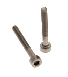 INOX screws M3x50 (pan head)