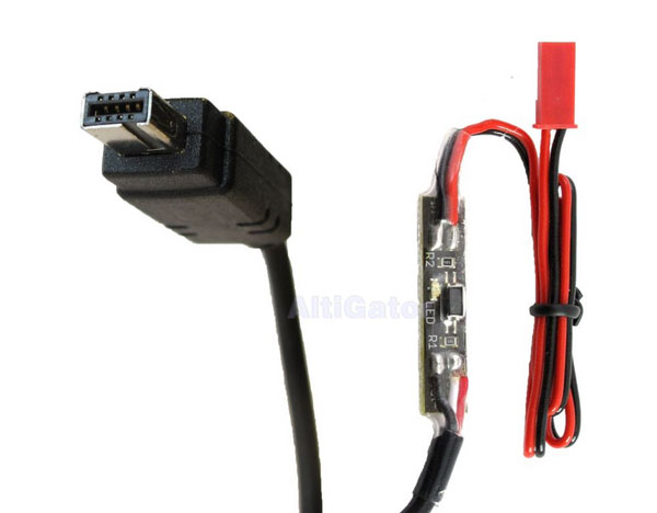 Shutter cable for Nikon MC DC2