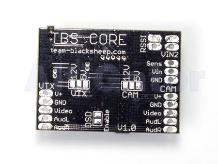TBS - Core, power supply module