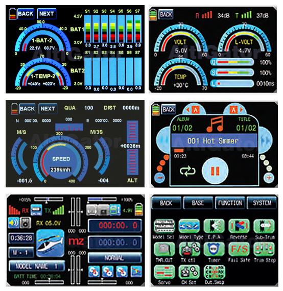 spektrum 18dx how to use a 12ch receiver