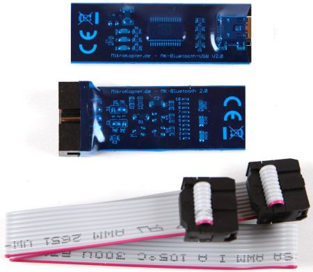 Kit de 2 modules MK Bluetooth V2.0 prêts à l'emploi