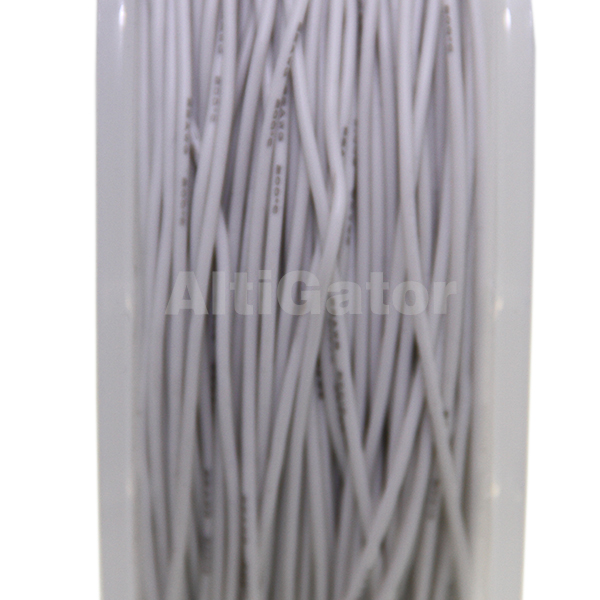 Silicone cable - 22AWG / 0.33mm² White