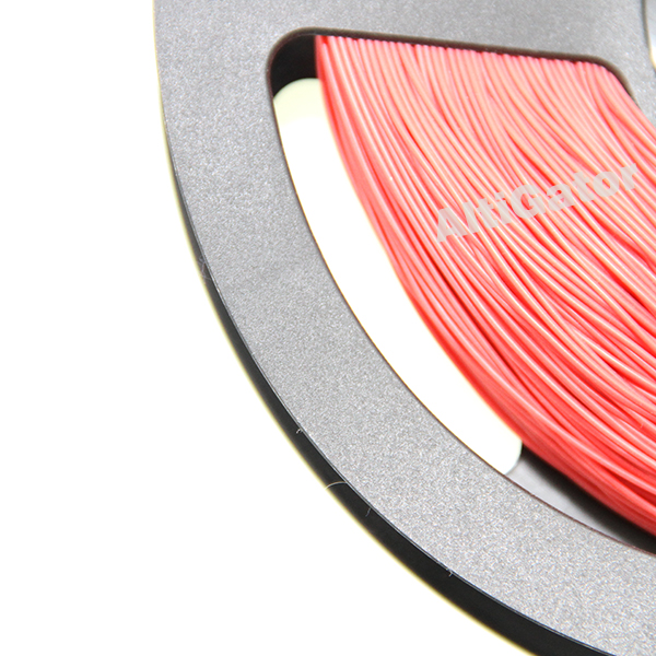 Silicone cable - 30AWG / 0.05mm2 Red