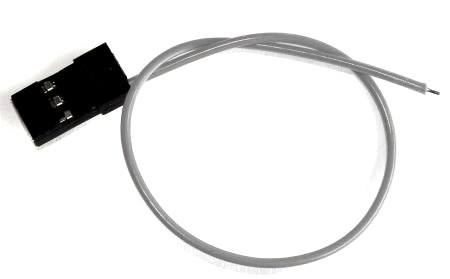 JR data cable for telemetry (1-wire)
