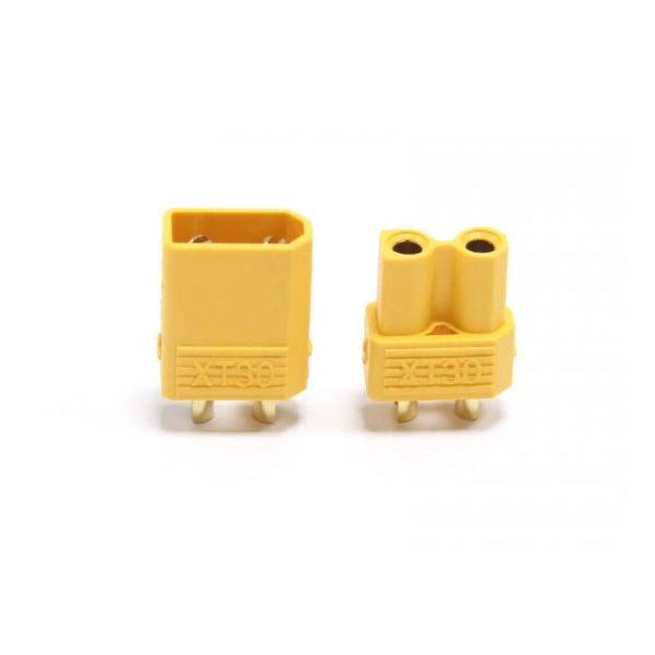 XT-30 plug kit male & female